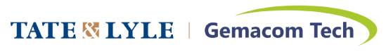 Logotipo Tate & Lyle | Gemacom Tech